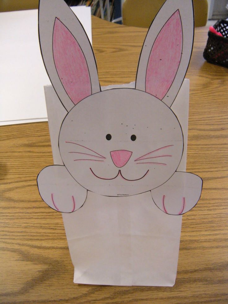easter paper bag crafts image collections origami instructions