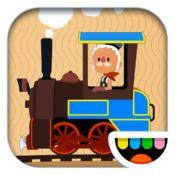 Toca Train - lek lokförare i tågsimulator betyg 4/5 #pedagogiskaspel