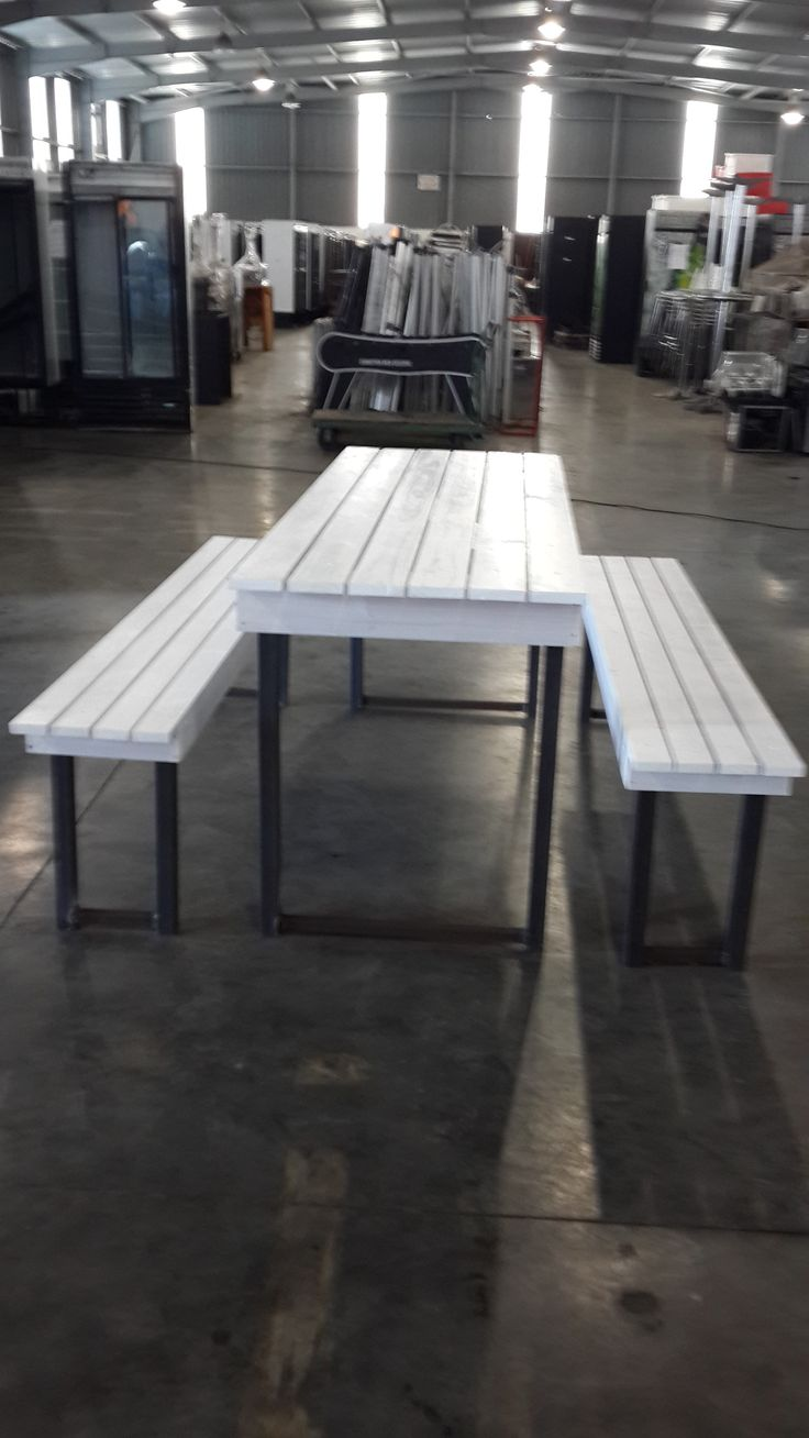 Table & Bench Sets for hire