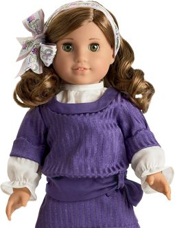 American girl doll: Rebecca