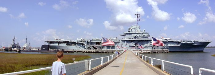 Patriots Point - Explore Museum - USS YORKTOWN CV-10 | Charleston SC