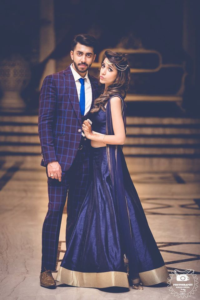 Dazzling couple! Artwork by Aman gera photography, Faridabad #weddingnet #wedding #india #indian #indianwedding #realwedding prewedding #photoshoot #photoset #hindu #photographer #photography #inspiration #details #sweet #cute #gorgeous #fabulous #couple #hearts #portraits
