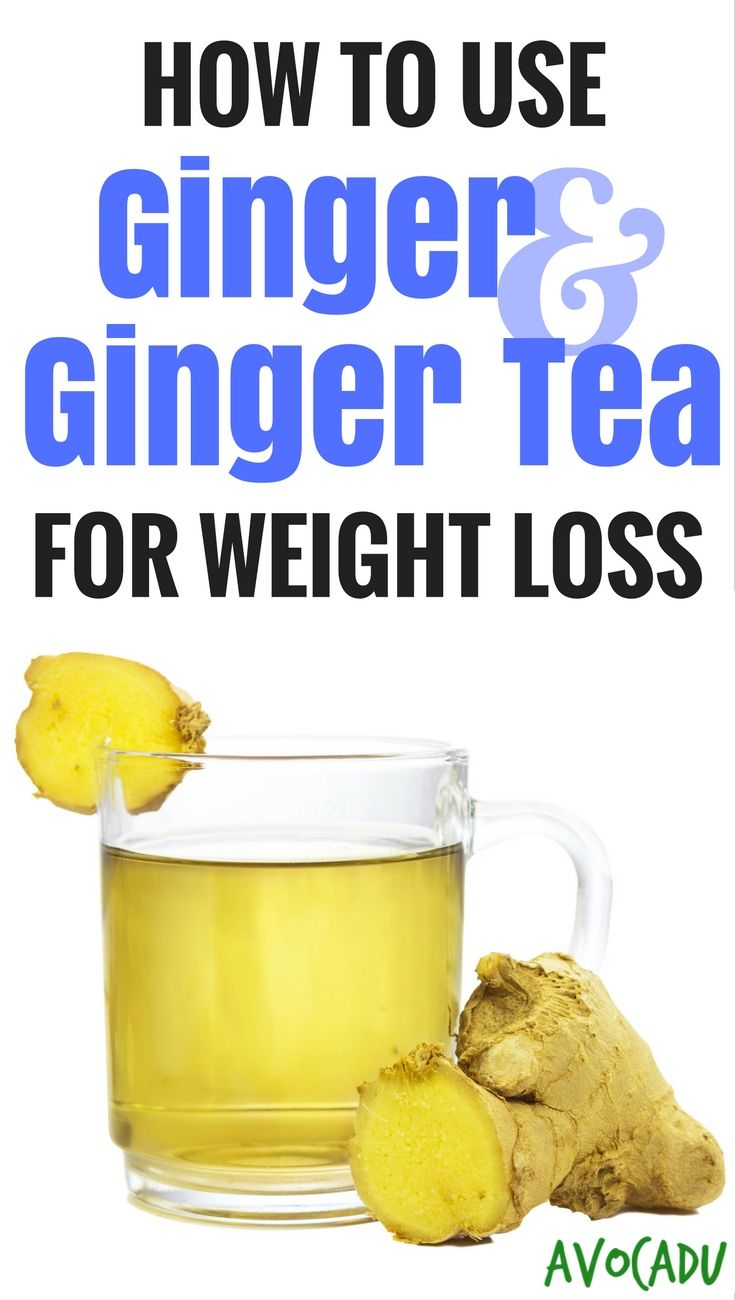 How To Use Ginger And Ginger Tea For Weight Loss