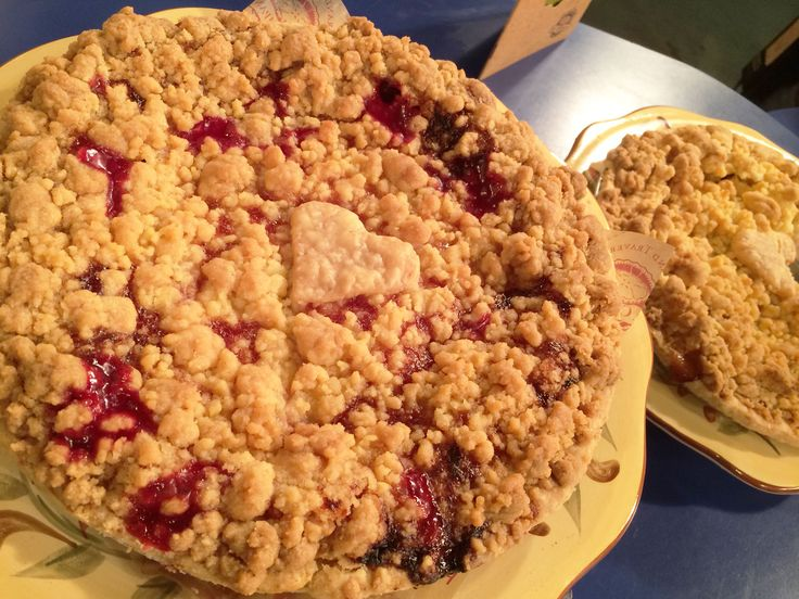 Recipe for Gluten free cherry pie from Grand Traverse Pie Company