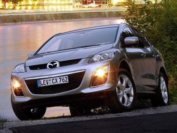 Lovely Mazda Cx7 2017