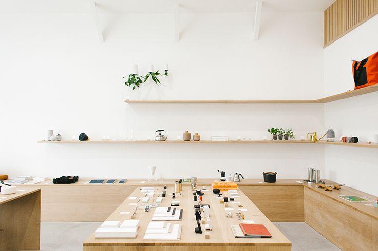 Formerly Yes | LA Downtowner Minimal shop Photo Oriana Koren