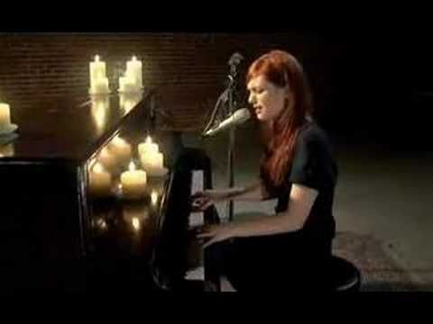 A Fine Frenzy - Almost Lover.  One of the most beautiful songs and beautiful voices I've ever heard.