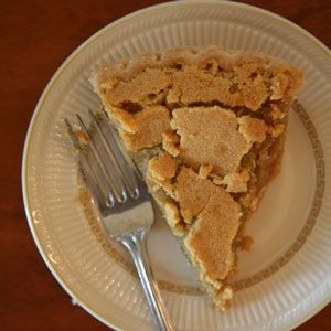 jefferson davis pie