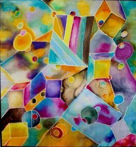 Design Style Guide: Silk Paintings by Mystic Silks