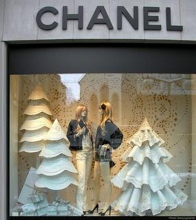 Chanel in Zurich VM