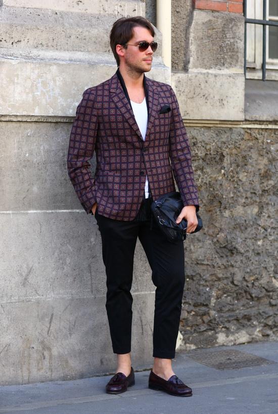 Adam Kelly, Selfridge's    I think he looks preety good :)     Location: London