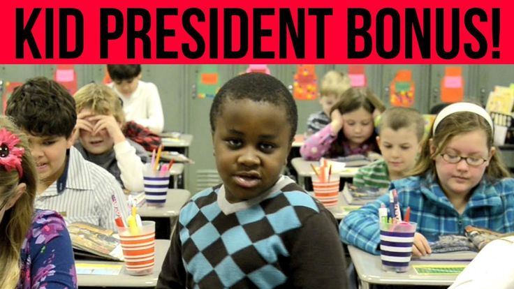 Kid President's Harlem Shake- Looks like Kid President knows how to get everyone caught up in the Silly Tornado!
