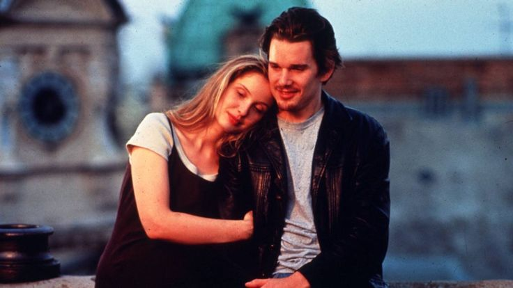 before sunrise Celine and Jesse
