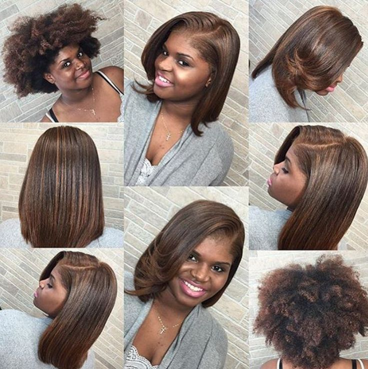 Beautifully straightened via @thehaircompanyusa  Read the article here - http://www.blackhairinformation.com/hairstyle-gallery/beautifully-straightened-via-thehaircompanyusa/