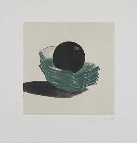 Rachel Whiteread, Untitled 10, from Twelve Objects, Twelve Etchings