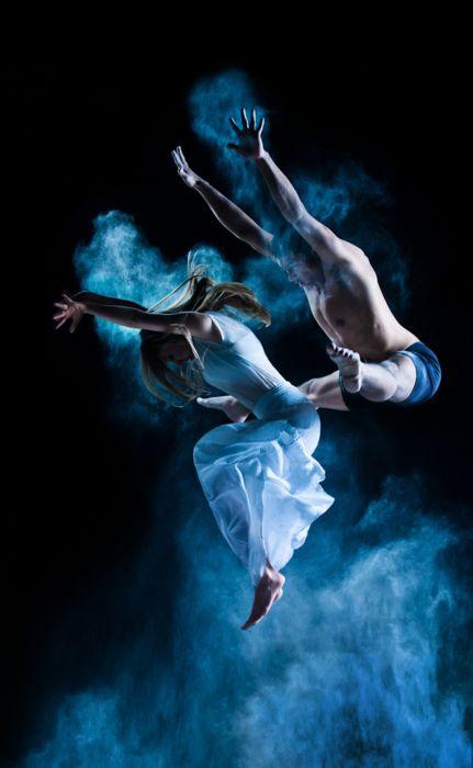 .Dance Photography, Blue, Beautiful, Art, Lights Painting, Von Wong, Modern Dance, Ballet, No Two