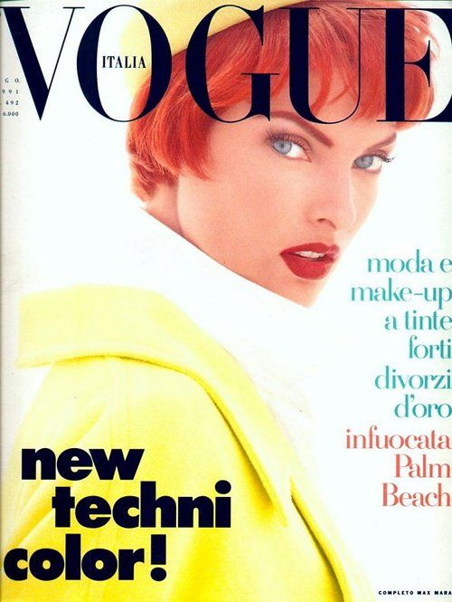 124 best images about Steven Meisel Covers on Pinterest