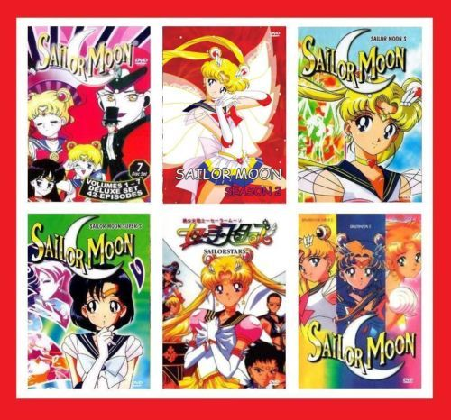 25+ Best Ideas About Sailor Moon Season 1 On Pinterest