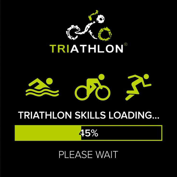 Well...Try-A-Tri skills. ;-)