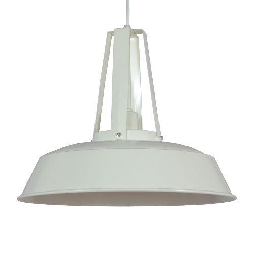 Hanglamp Industria 42 cm mat licht grijs | Loods 5 | Collectione | Loods 5 | Jouw stijl in huis meubels & woonaccessoires
