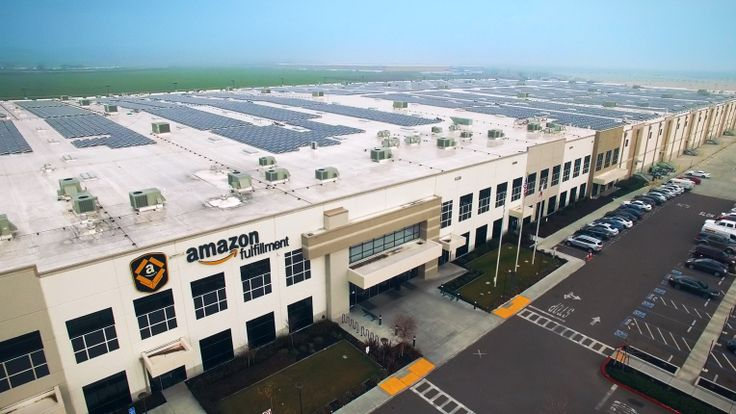 Amazon begins large-scale rooftop solar installation across its warehouses http://ift.tt/2lwxYLa