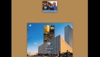 CTT emitem selo dedicado a António Guterres. 9.º Secretário-geral das Nações Unidas Flag of the United Nations.svg Período1º. de janº 2017 a atualidade Antecessor(a)Ban Ki-moon 14.º Primeiro-ministro de Portugal Portugal Período28 de outº 1995 a 6 de abril de 2002 PresidentesMário Soares (1995-1996) Jorge Sampaio (1996-2002) Antecessor(a)Aníbal Cavaco Silva Sucessor(a)José Manuel Durão Barroso 10.º Alto Comissário das Nações Unidas para os Refugiados Flag of the United Nations.svg