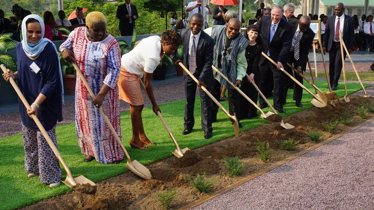 Ground has been broken for the first temple in Africa's Democratic Republic of the Congo. The ceremony was held on Friday, February 12, 2016, for the Kinshasa Democratic Republic of the Congo Temple.