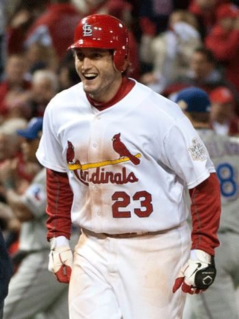 One day, I will be Mrs. David Freese <3