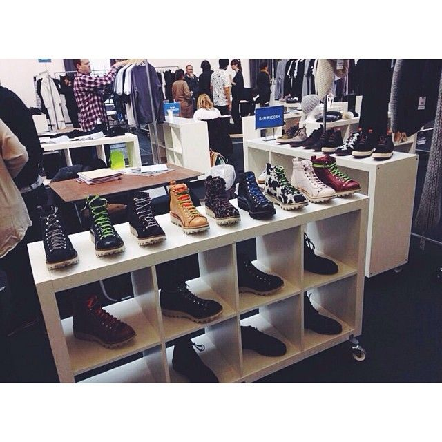 Our #Hike980 Collection @capsuleshow #capsuleberlin #capsuleshow #capsule #barleycorn #barleycornfootwear #FW14