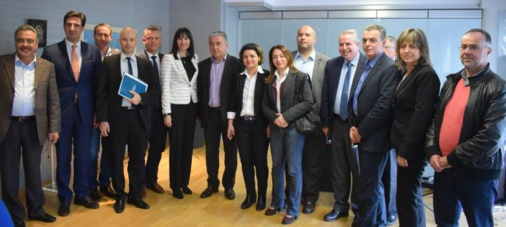 Ministry Joins Forces with Greek Island Representatives to Boost Tourism.