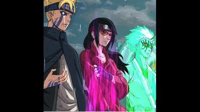 Naruto And Sasuke Live Wallpaper Dengan Gambar