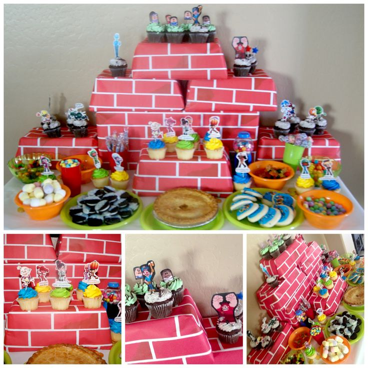 65 Best Wreck It Ralph Party Images On Pinterest
