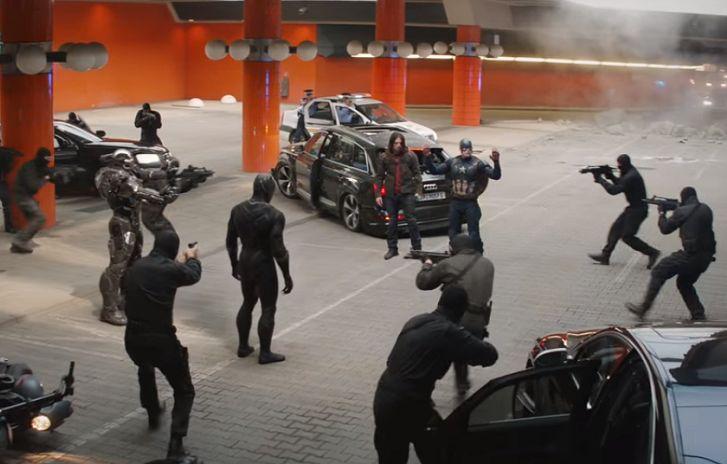 Watch new film Captain America: Civil War 2016 high quality megavideo hd