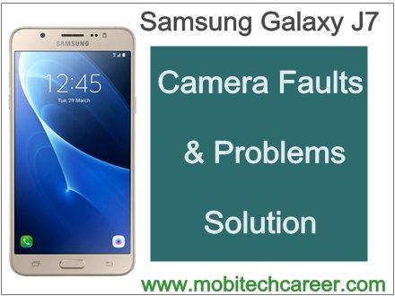 How to Fix & Repair Camera Faults & Problems - Samsung Galaxy J7   http://ift.tt/2vKpZ77