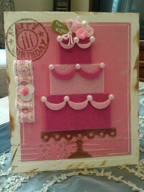 Card di buon compleanno