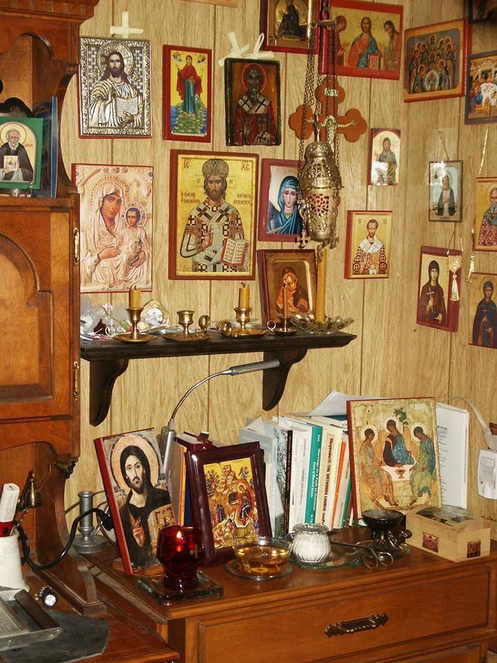 Prayer Corner of my wife's family. | Prayer Corners ...