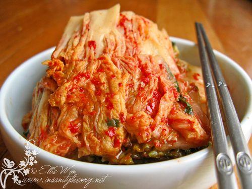 김치 Kimchi/Kim Chee - Spicy Pickled Korean Cabbage. Recently tried this Recipe.
