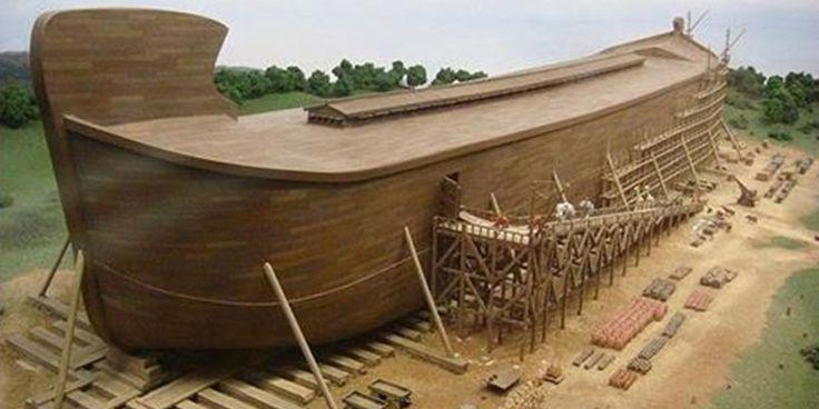 Bukti dan Investigasi Bahtera Nabi Nuh
