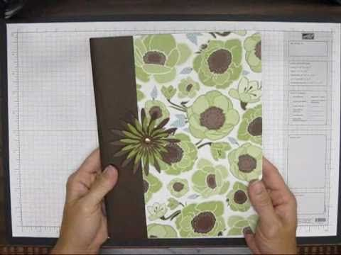 A fun and SIMPLE way to make a plain composition notebook special!