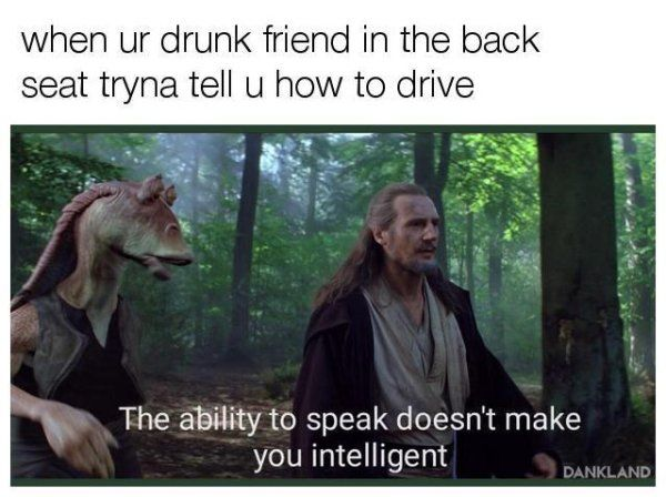 40 Relatable Pics That Are Hard To Argue With Star Wars Humor Prequel Memes Funny Star Wars Memes