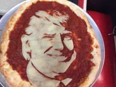 Restaurants make their opinions heard about Donald Trump with Trump-themed food, ranging from Trump Pizza to Trump Sandwiches and Trump Tacos.