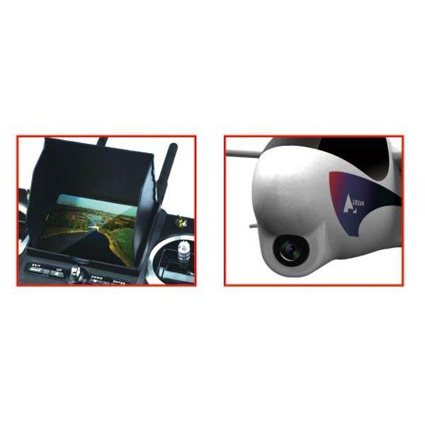 Hubsan Spy Hawk - 4ch. gyro. 2,4GHz Kamera
