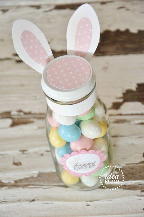 Decoração de Páscoa - Páscoa sem ovos de chocolate - 10 ideias lindas de Páscoa