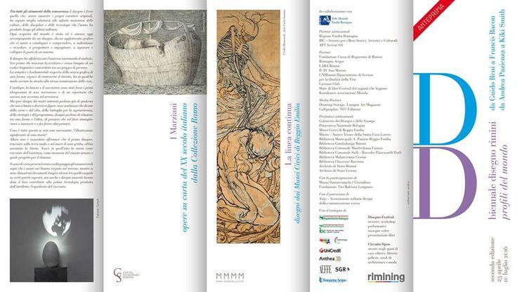 #OliviaMarani #BiennaleDisegno
