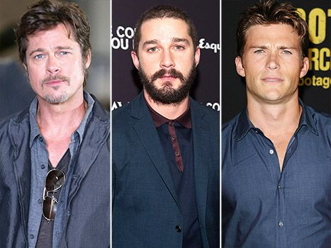 Brad Pitt admitted that he and Shia LaBeouf almost fought Scott Eastwood on the set of Fury -- find out why!