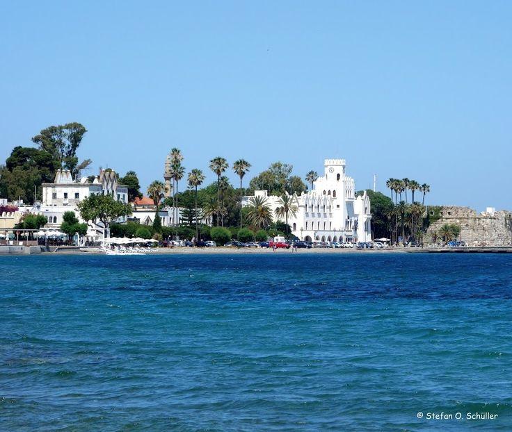 Das Gerichtsgebäude in Kos-Stadt.  #Kos #Insel #Griechenland #greece #island #Dodekanes #InselKos #KosIsland