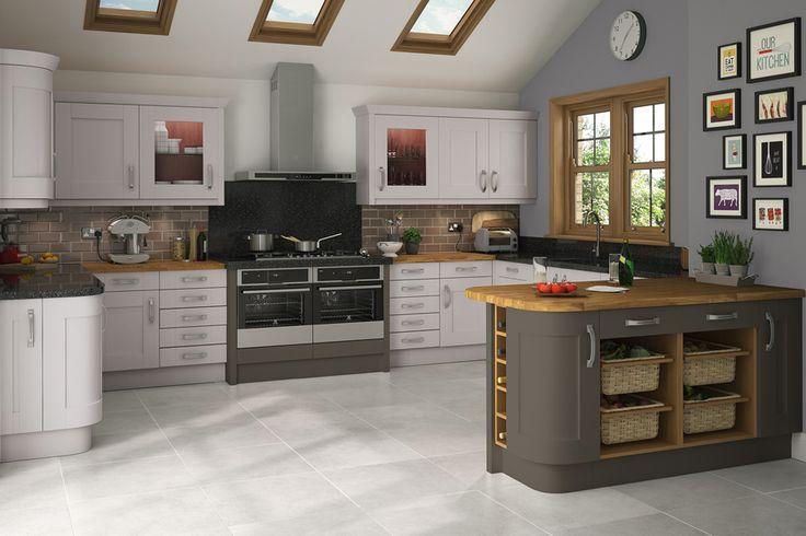 Bespoke Painted Kitchens & Kitchen Units At Trade Prices - DIY Kitchens