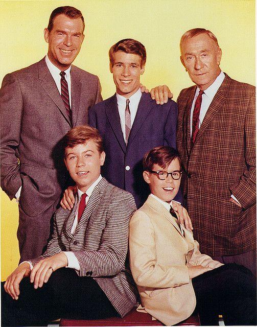 """My Three Sons"" Fred MacMurry series,1960-1972"