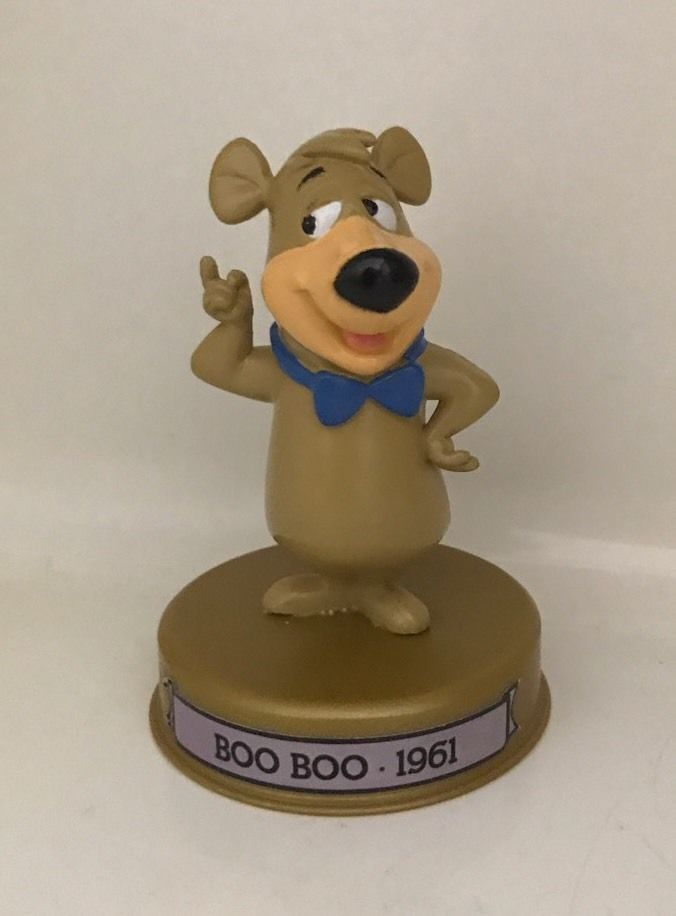 Boo Boo From Yogi The Bear Cartoon -Children's 1990s Collectible Vintage Figure   | eBay
