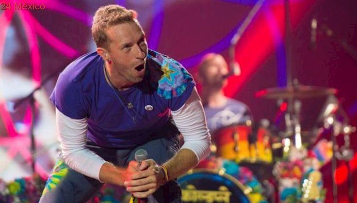 "Coldplay dedica canción a víctimas de huracán ""Harvey"""